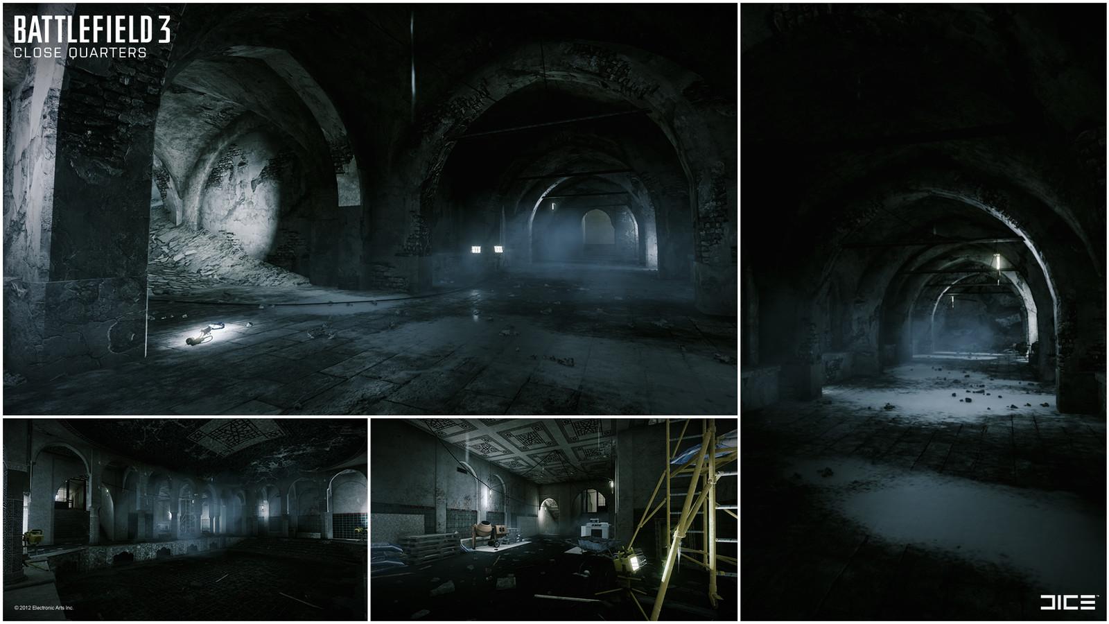 Donya Fortress - Cellar