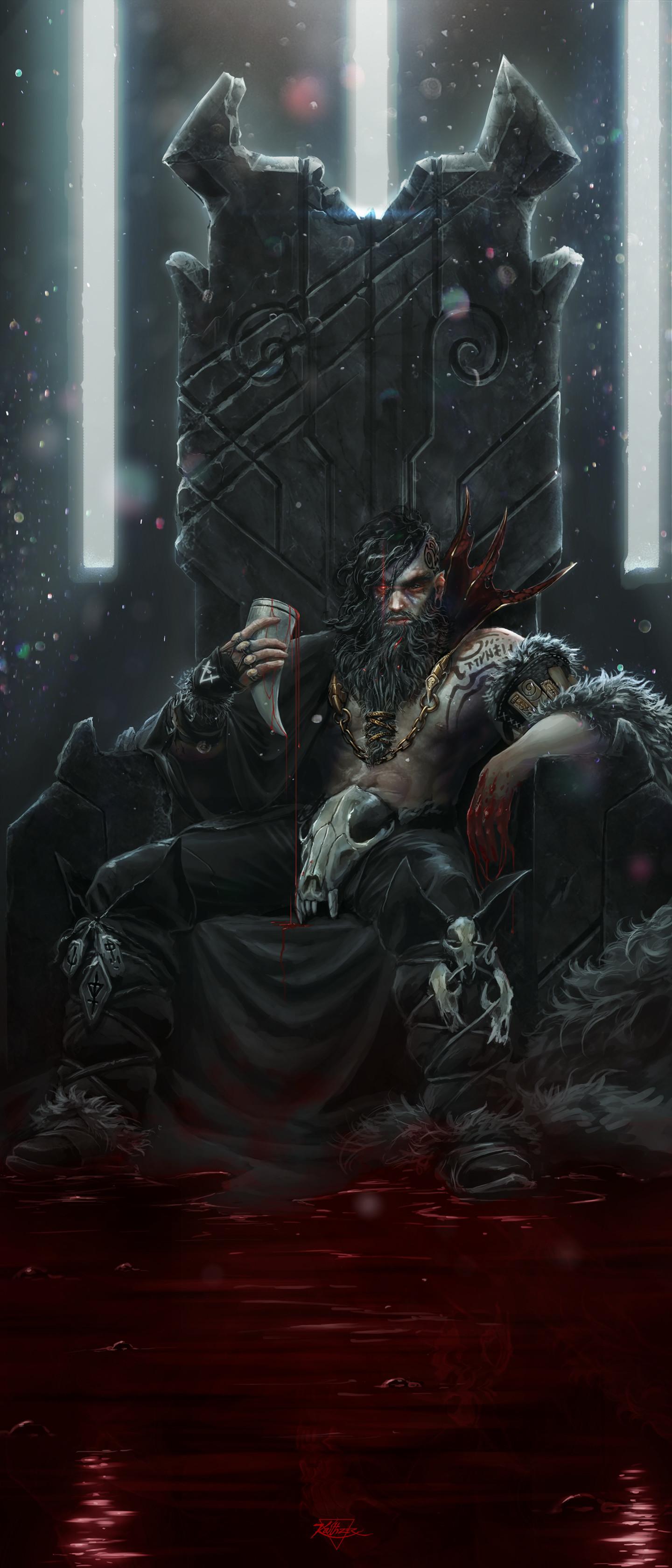 Kaithzer morejon viking lord send