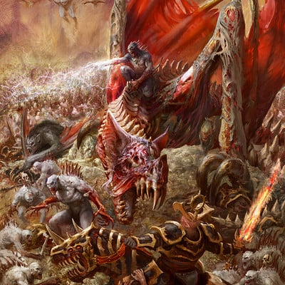 Antonio j manzanedo death battletome flesh eater courts manzanedo