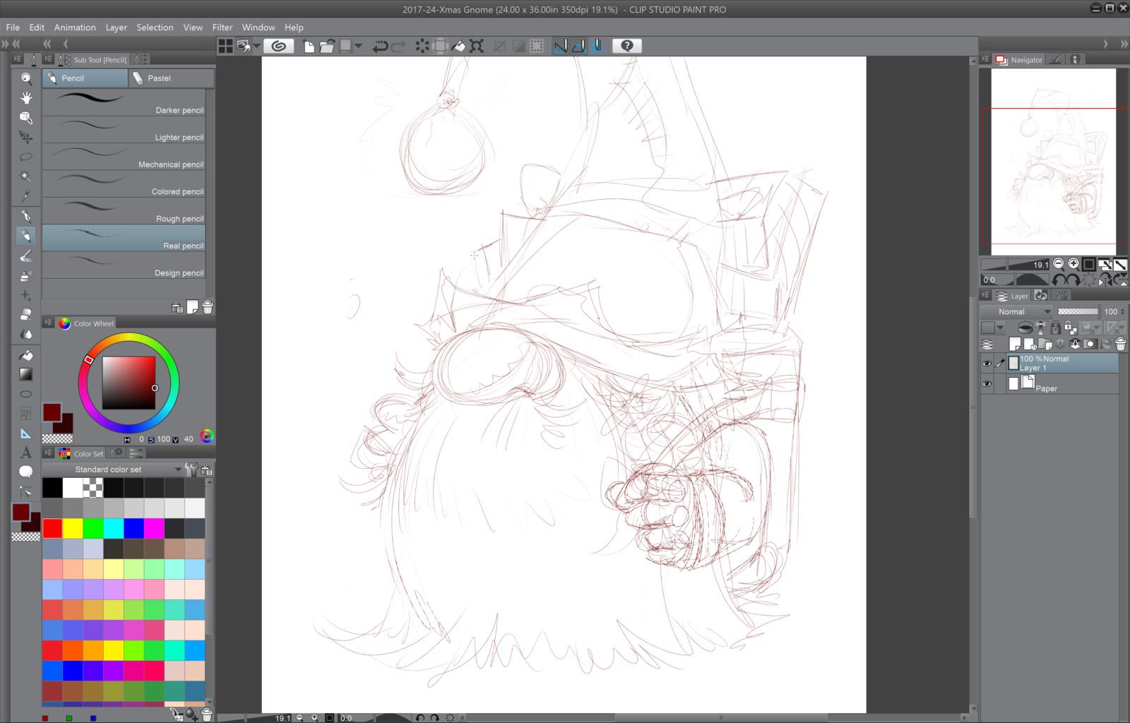 01- the concept sketch