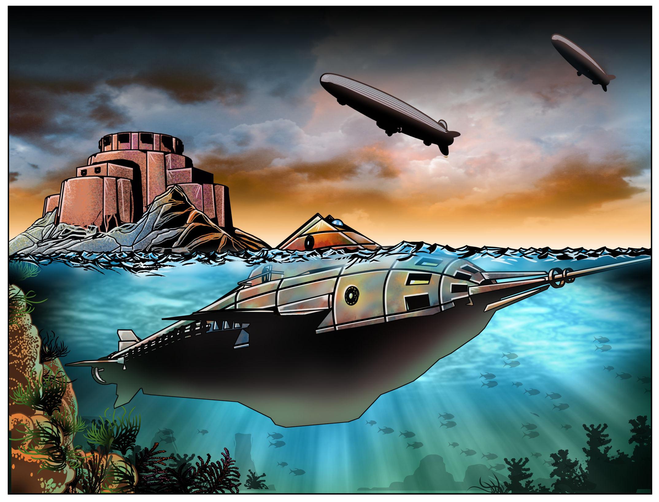"""""""Beneath the Sea of Cortez…"""""""