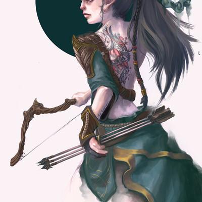 Lucy georgina archeress