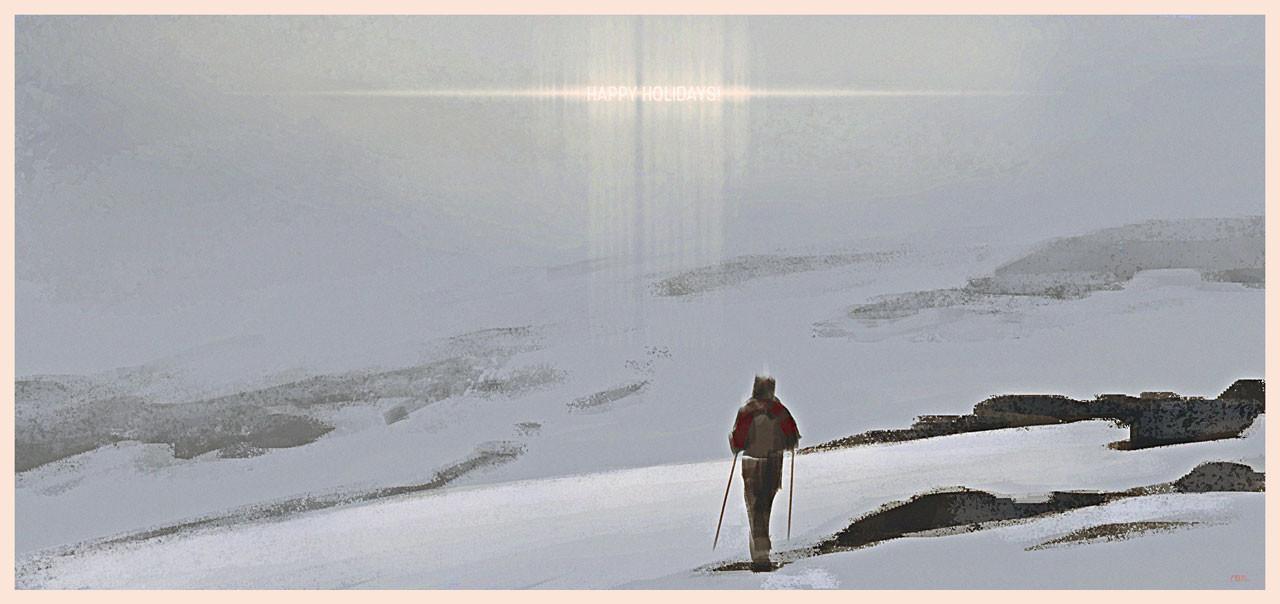 Happy Holidays in Jotunheimen