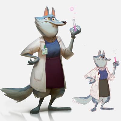 Alvaro ramirez wolfy2