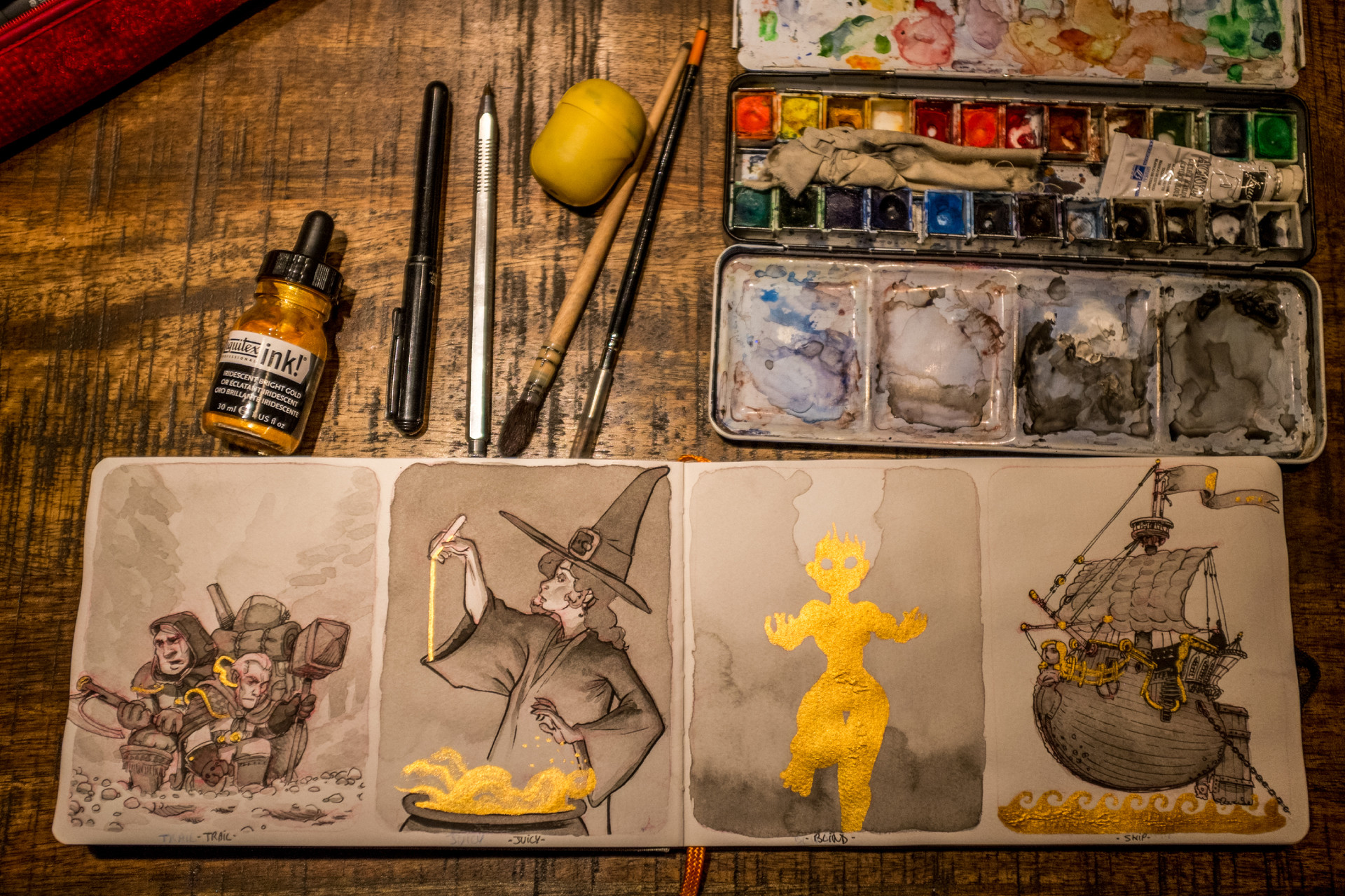 Vincent derozier vincent derozier drawings 18