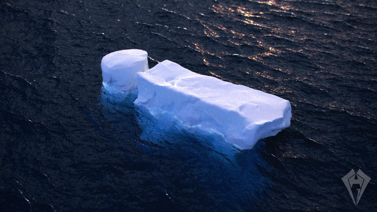 I of Ice by hugo matilde