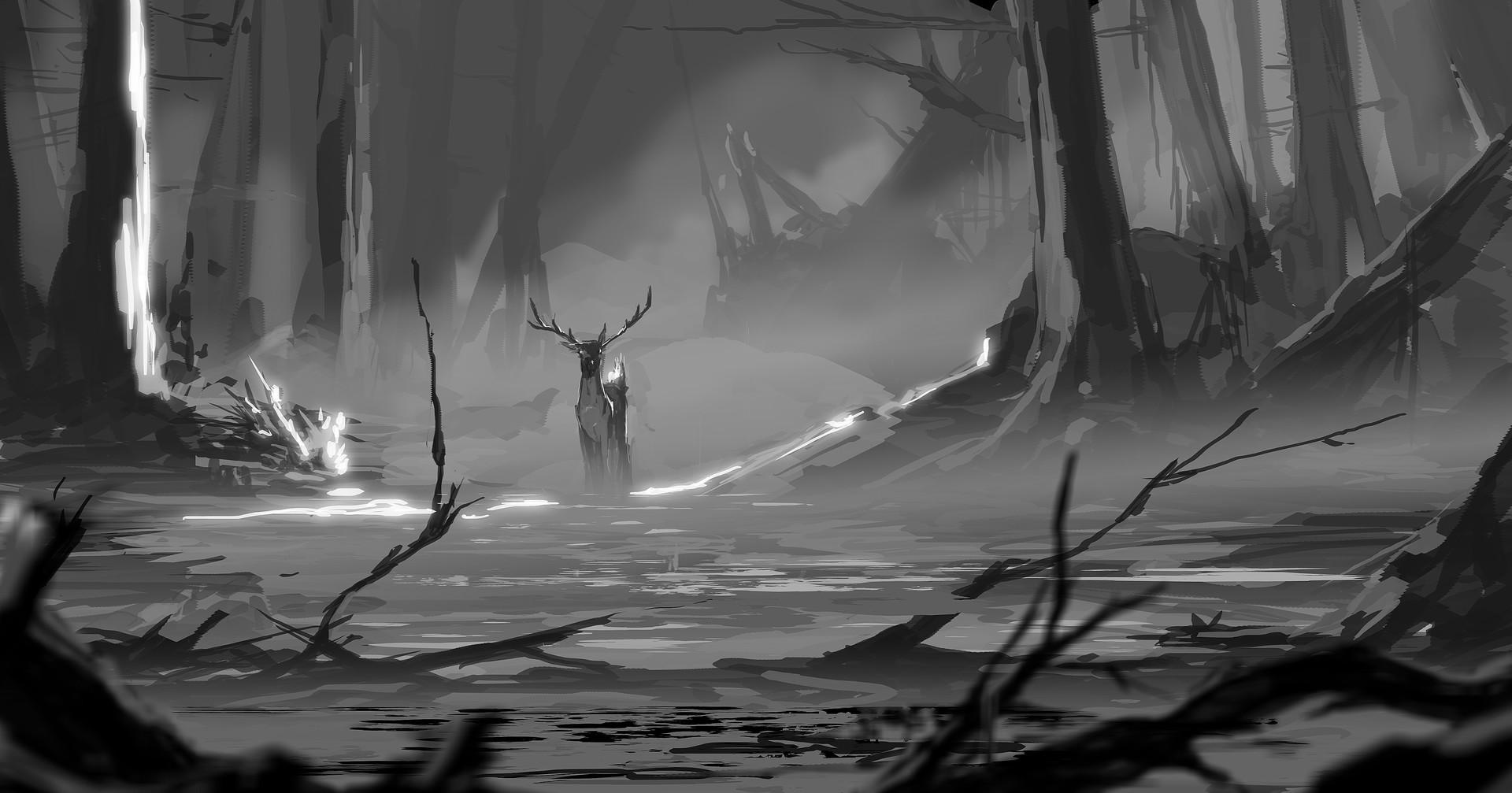 Fragoulis garoufalis deer 001 copy