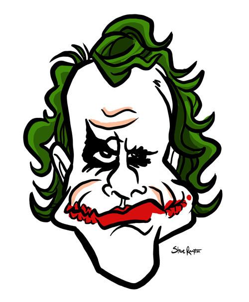 The Joker (sketch)