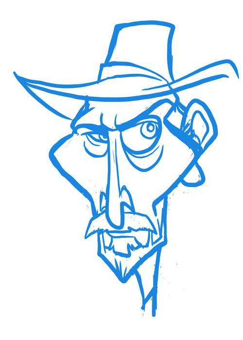 Frank Miller (sketch)