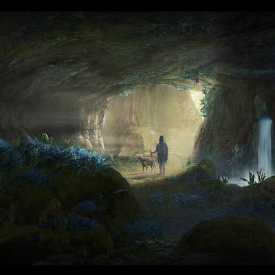 Pontus olofsson int cave entrance final