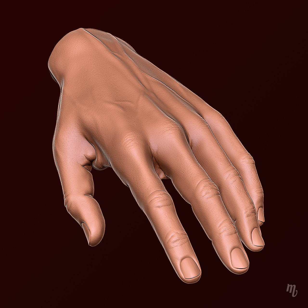 Marc virgili hand 01