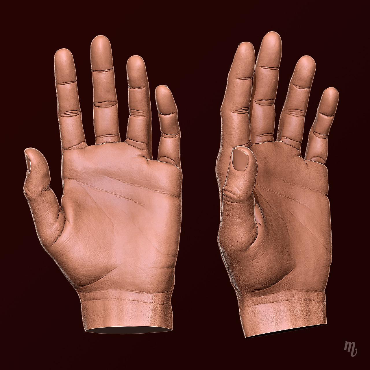 Marc virgili hand 07