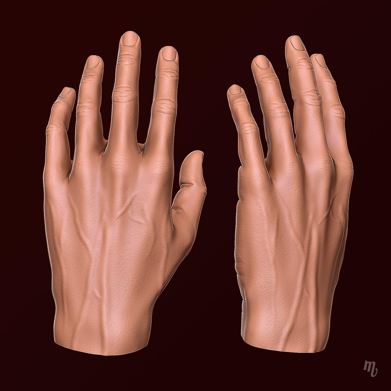 Marc virgili hand 09