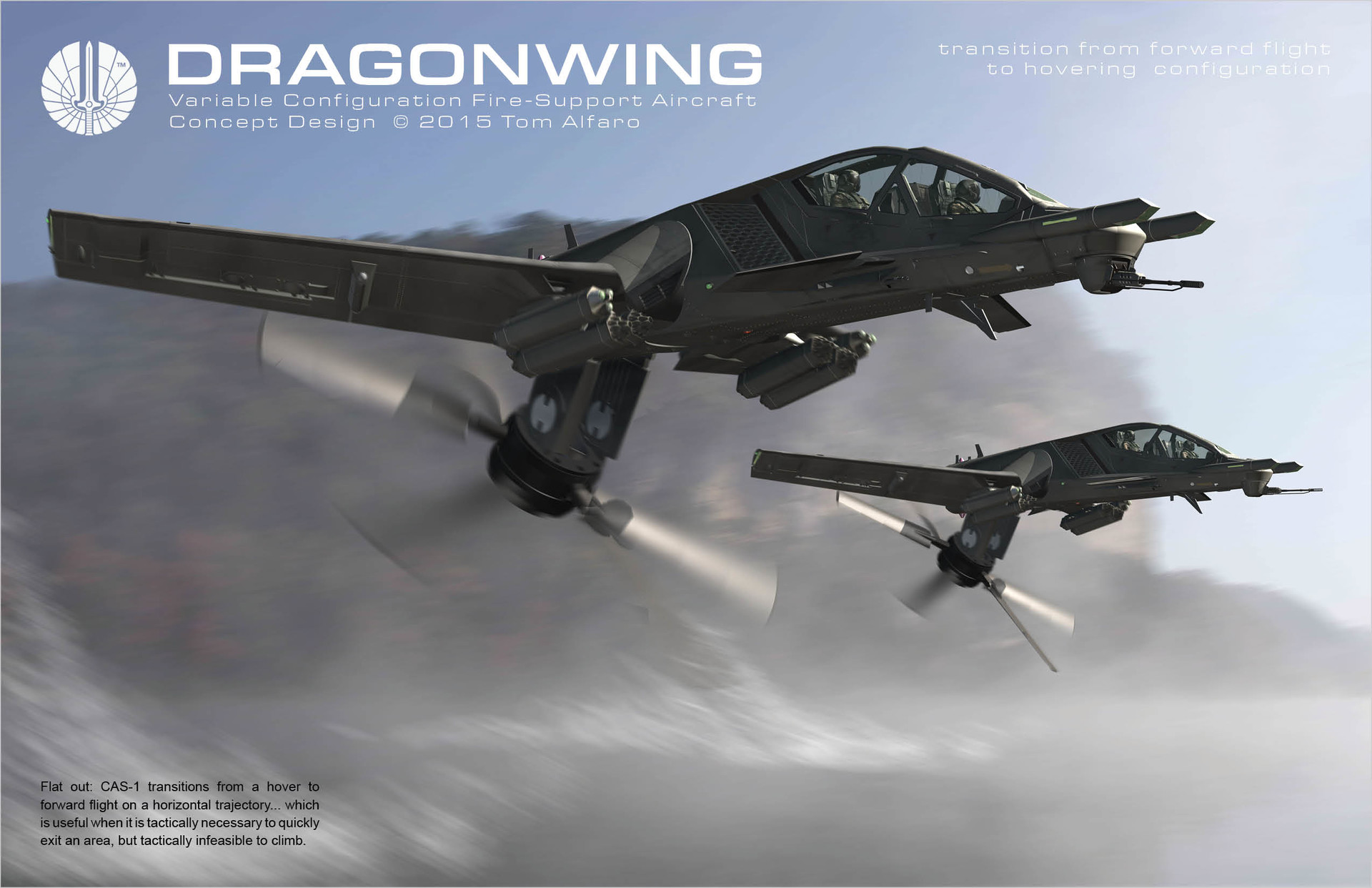 Tom alfaro dragonwing31