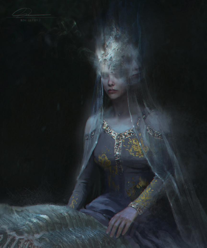 Rowena wang ghostdom2