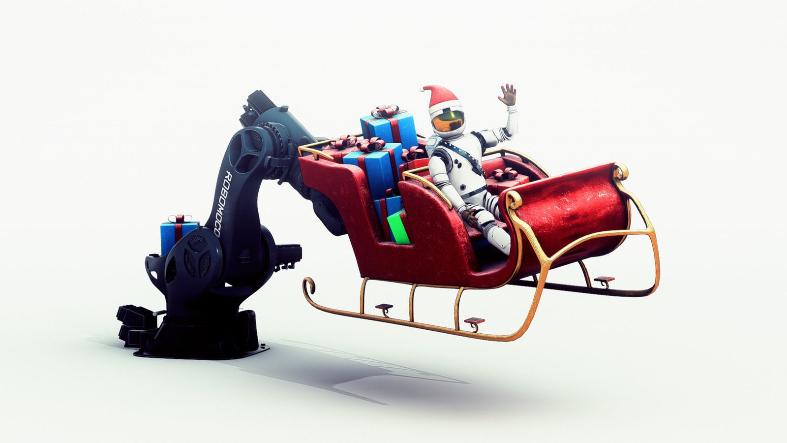 RoboMoco - Merry Christmas!