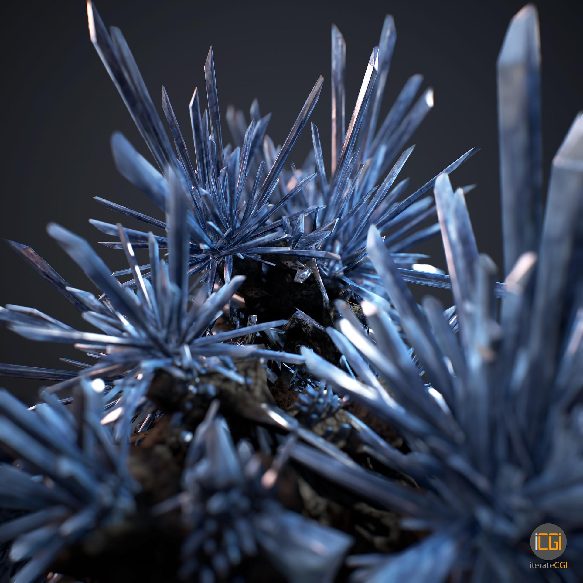 Johan de leenheer 3d cristals preview13