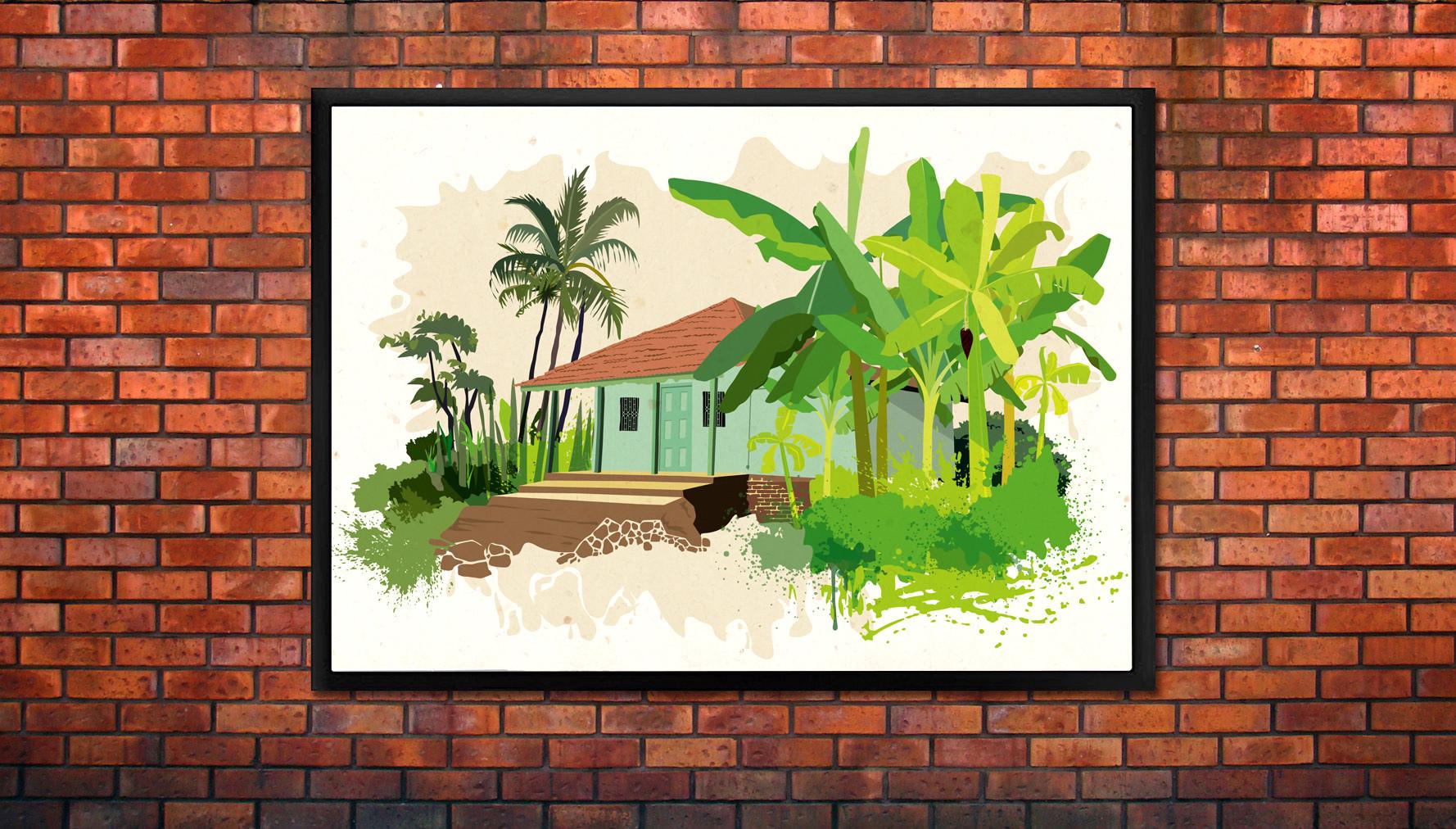 Rajesh r sawant banana house