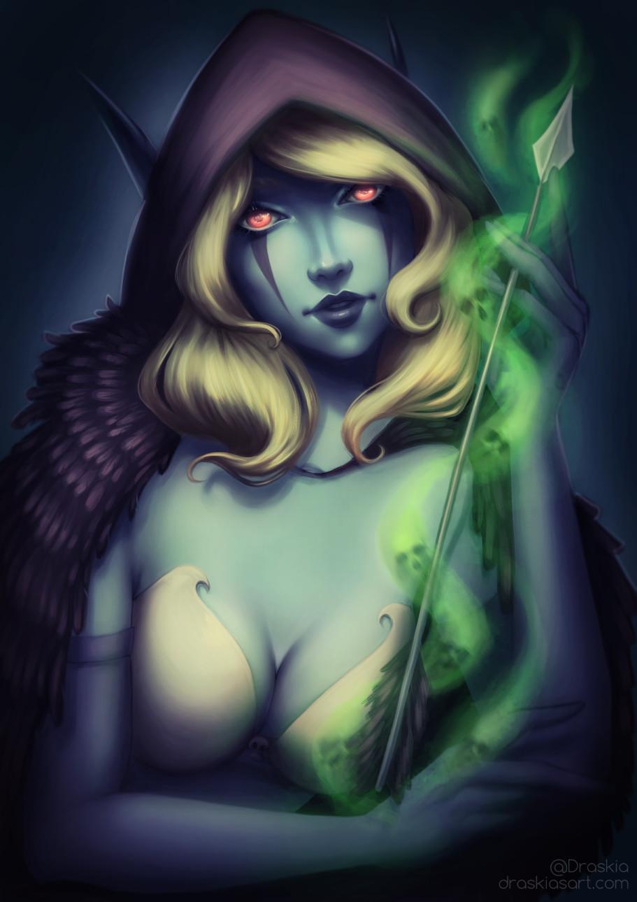 Banshee Queen Sylvanas