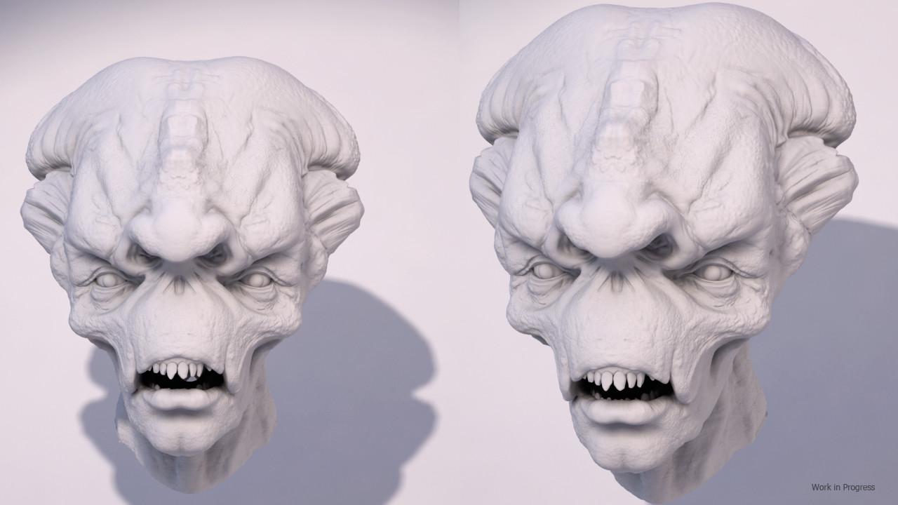 Wayne robson monster
