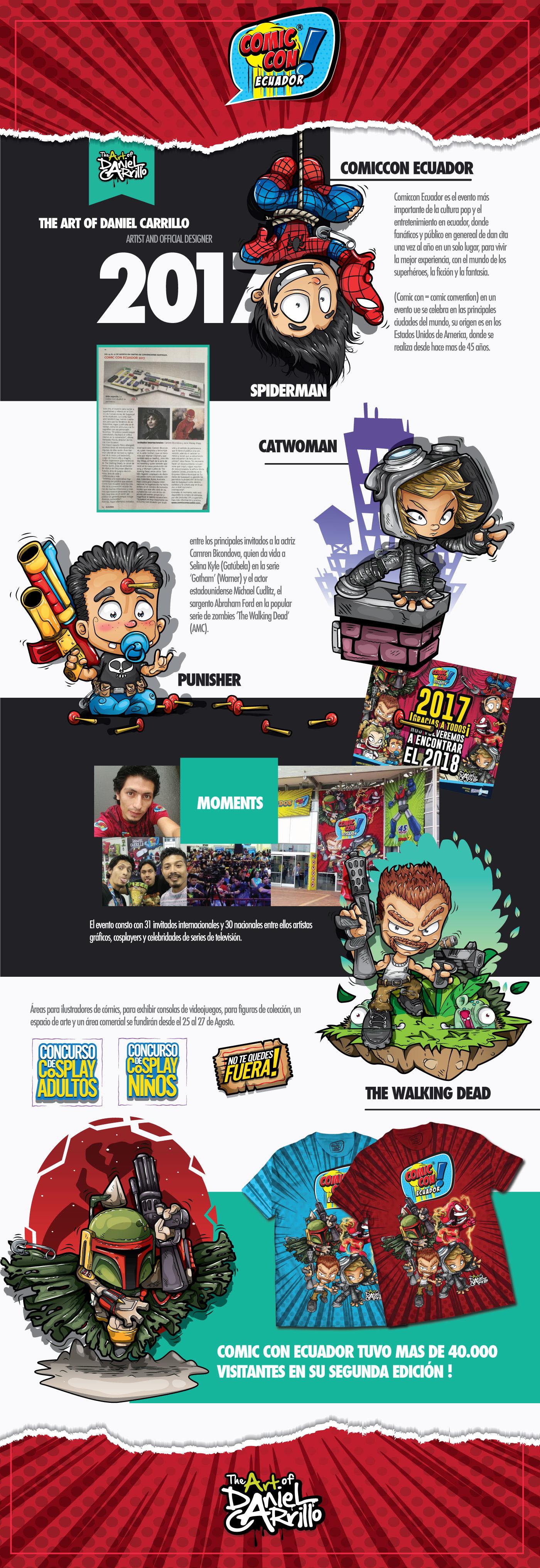 Artstation Comic Con Ec Daniel Carrillo