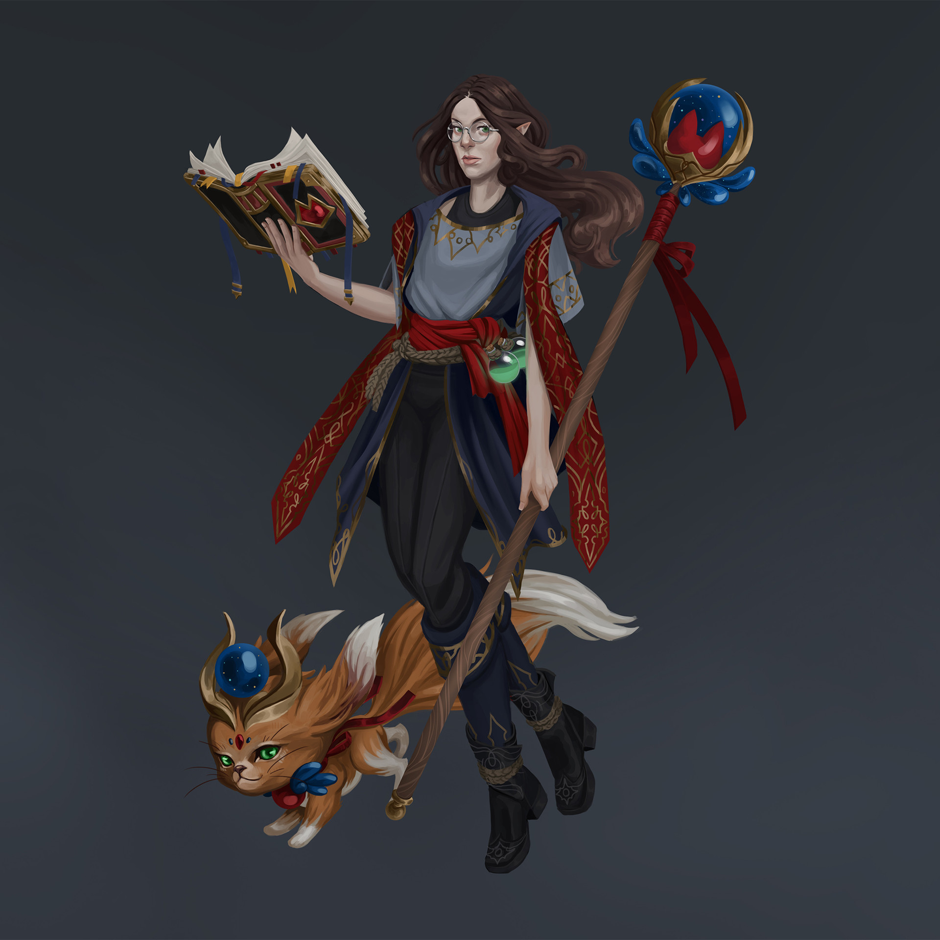 Gabriela marchioro high fantasy character g3
