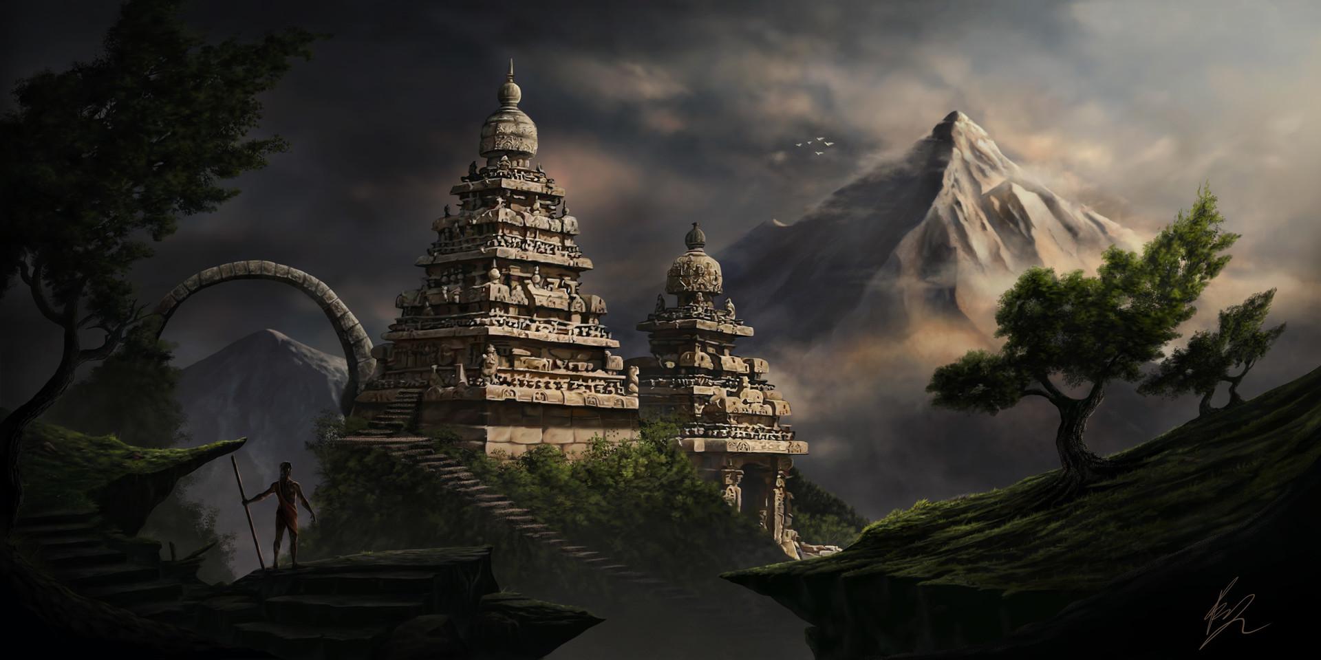 Bobby zheng forbidden temple