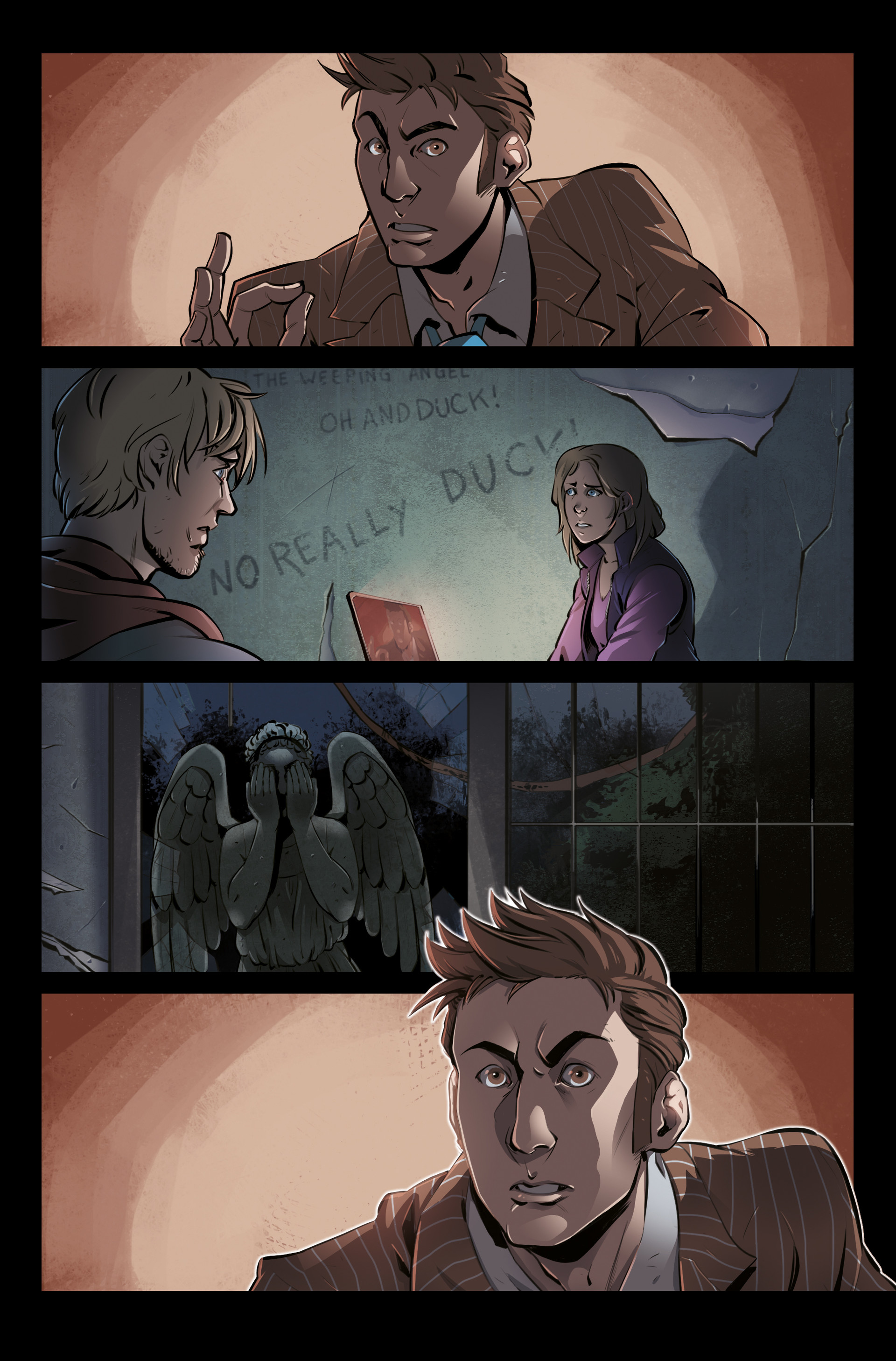 Claudia cocci doctor who page 01 new notext