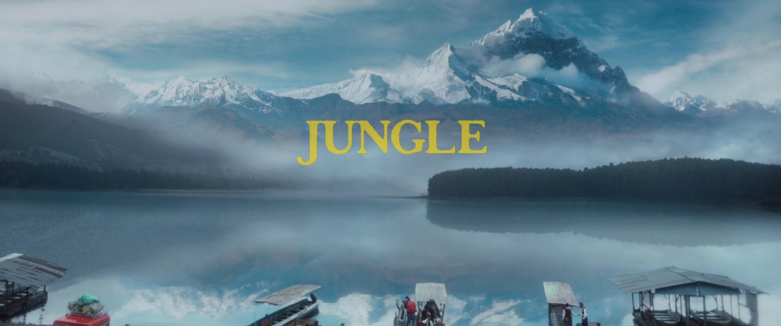 Jungle (2017) - Environment Artist - Cutting Edge