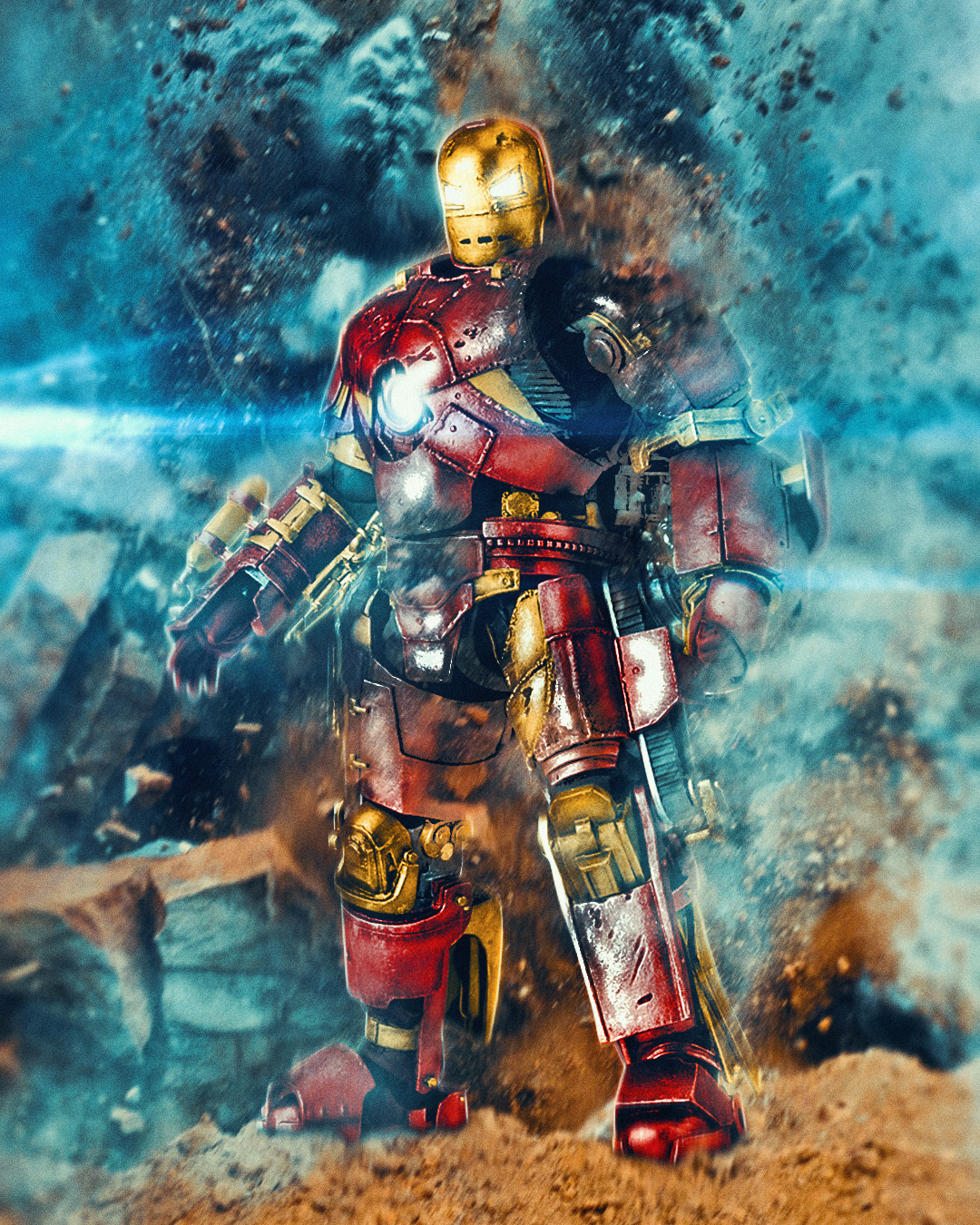 Nick tam masaolab ironman originalsuit v2