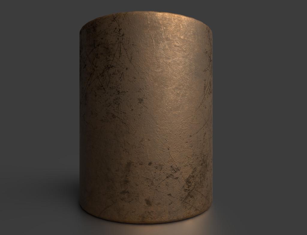 Bronze Patina Old