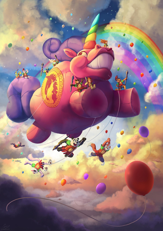 Ciaran lucas unicorn3