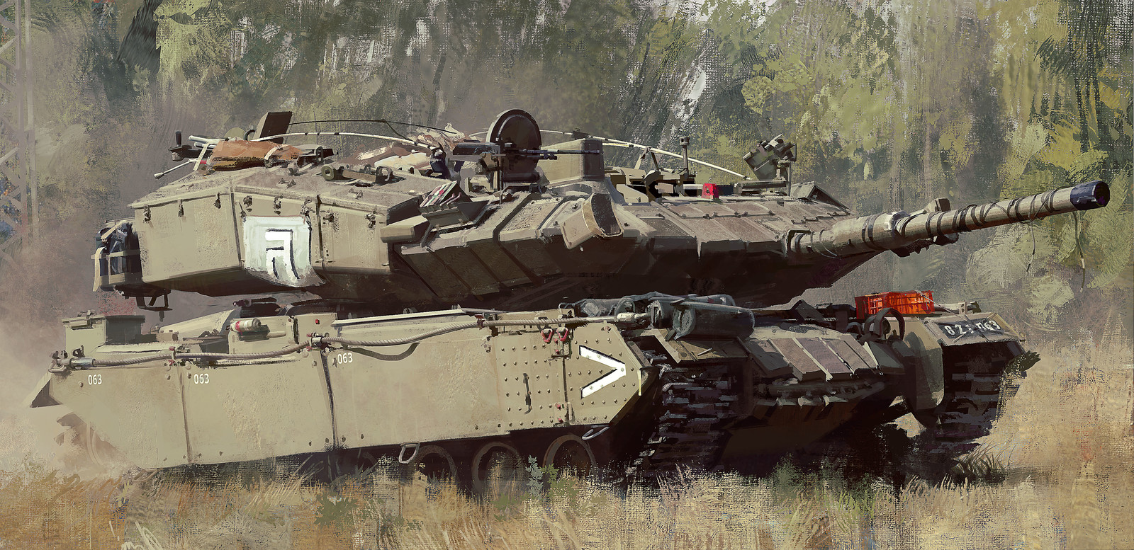 Tank Study