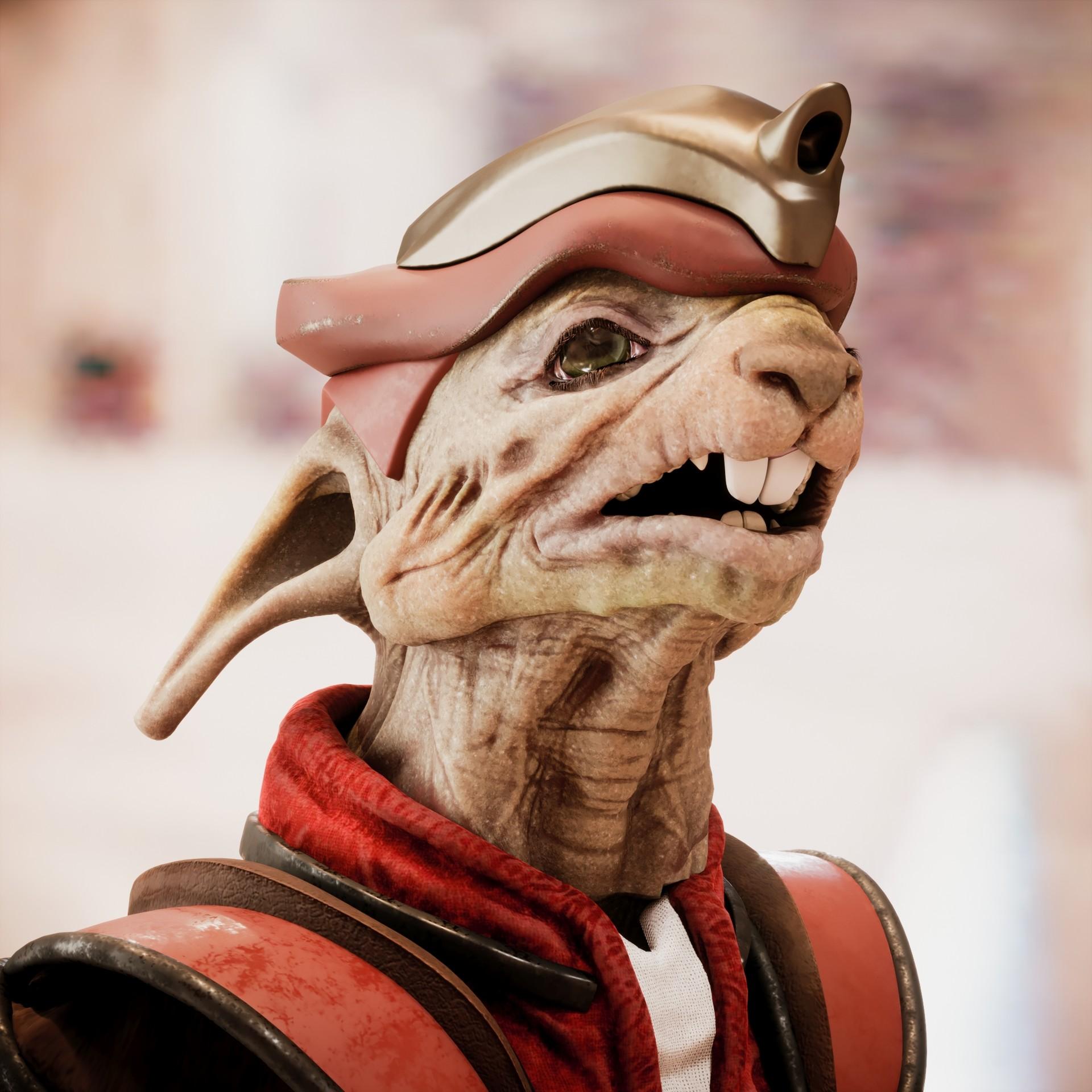 Luis santander alien 02