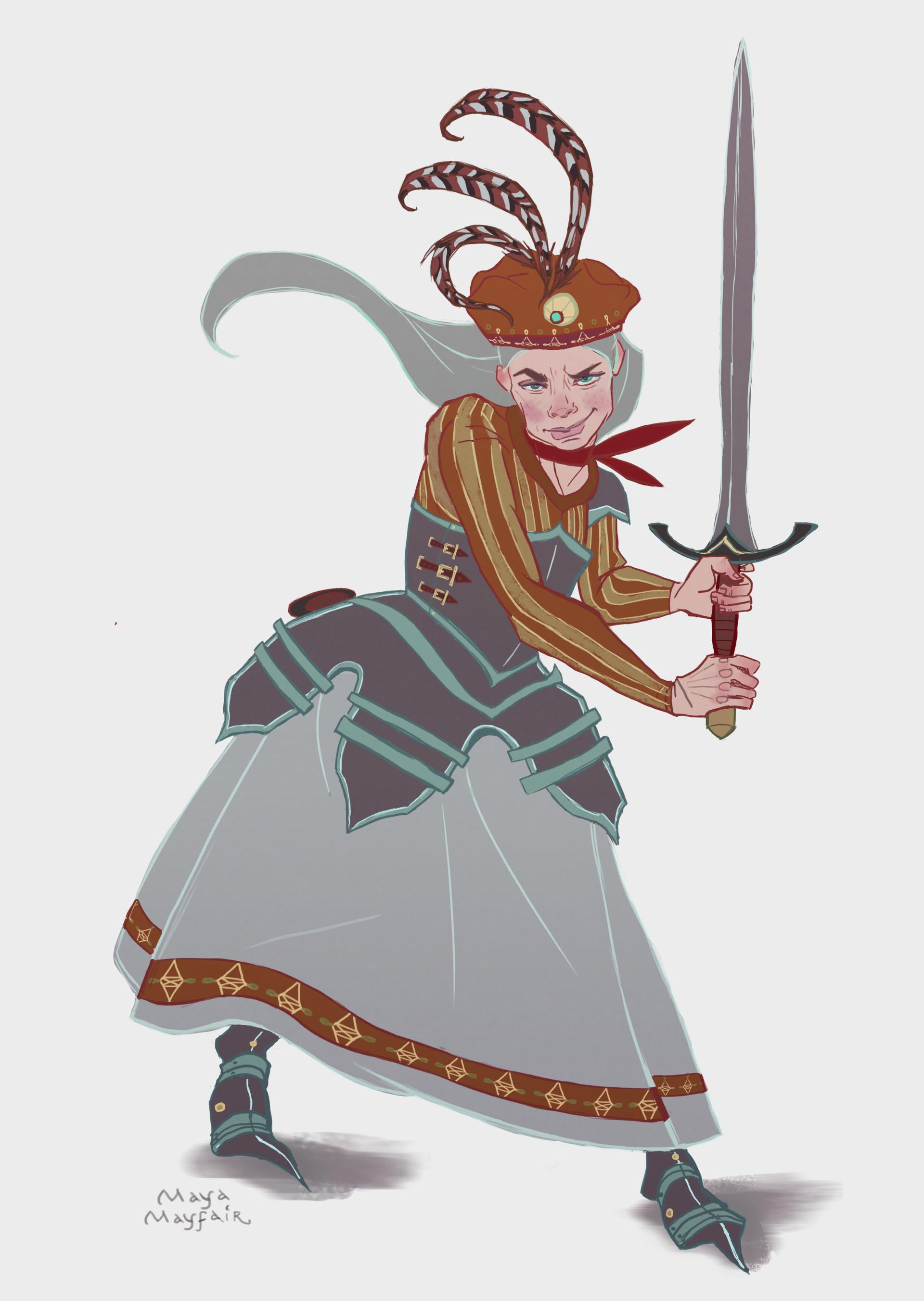 Maya grishanowitch falka v1 hq