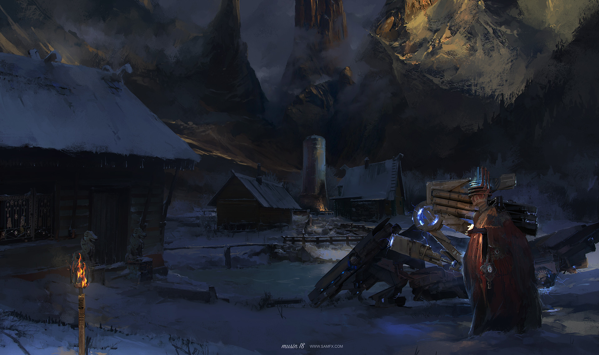 Sergey musin the messenger ver1