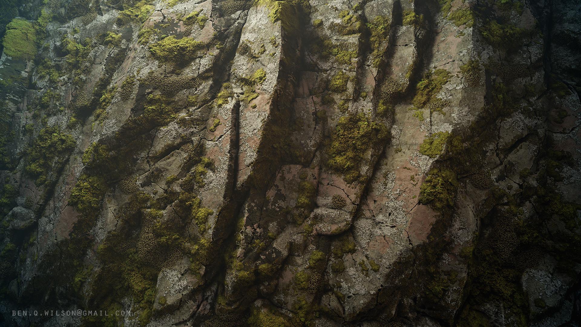 Ben wilson moss rock c