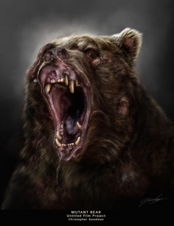 Mutant Bear Version 1
