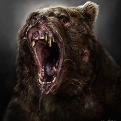 Christopher goodman mutant bear v1