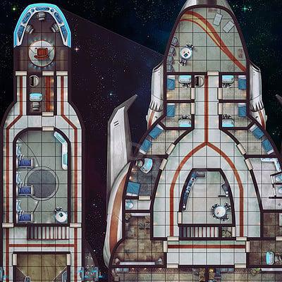 Damien mammoliti pzo7303 starshipmat