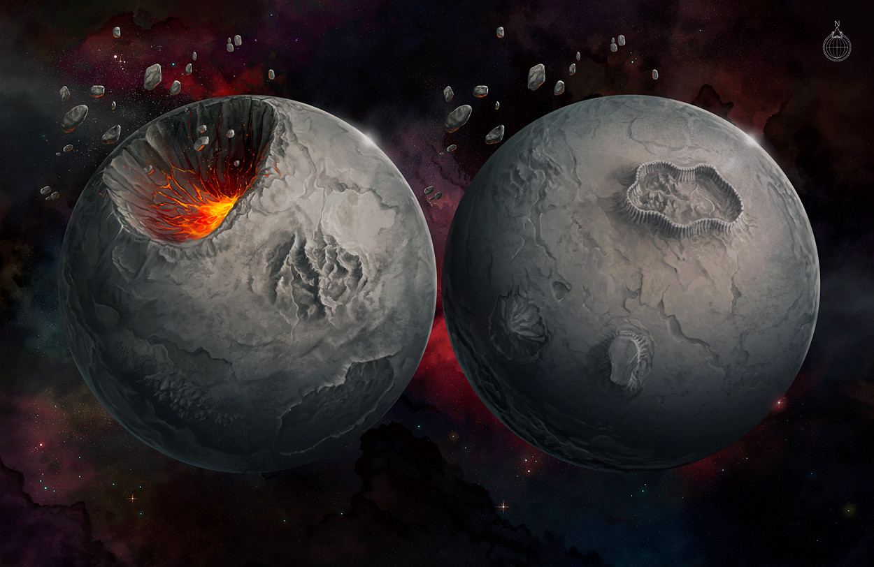 Eox Planet, both sides