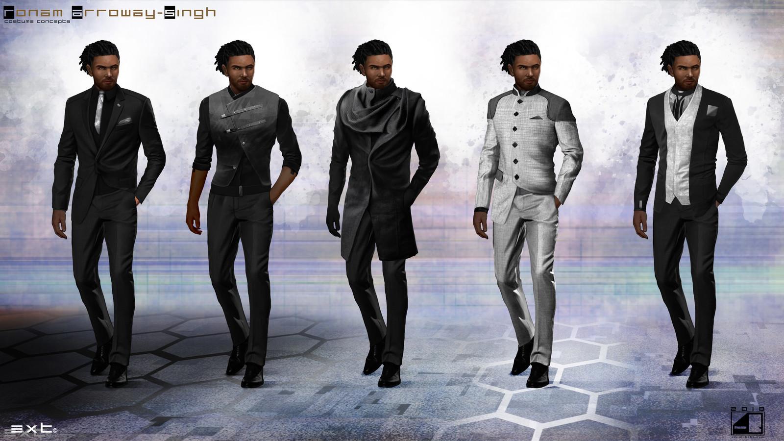 Ronam Costume Concepts