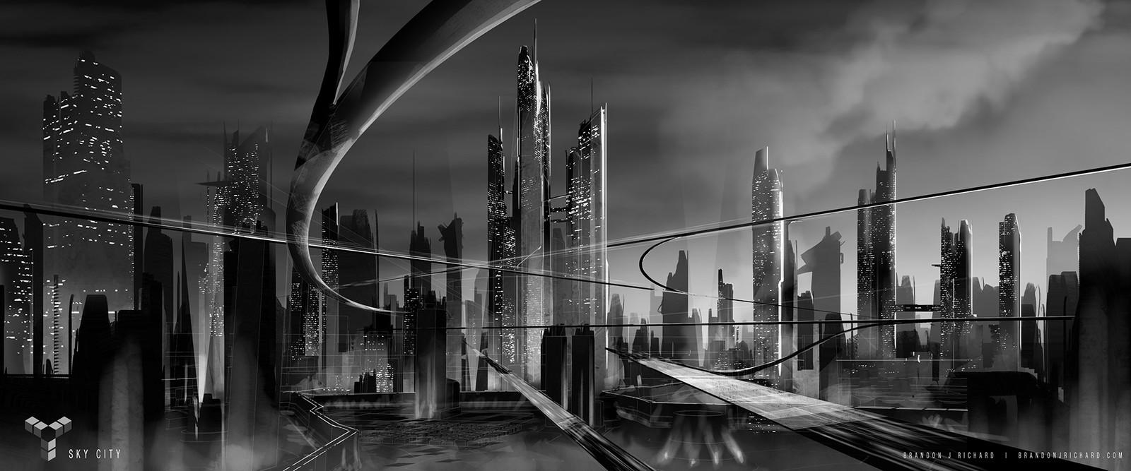 Sky City Concept 2