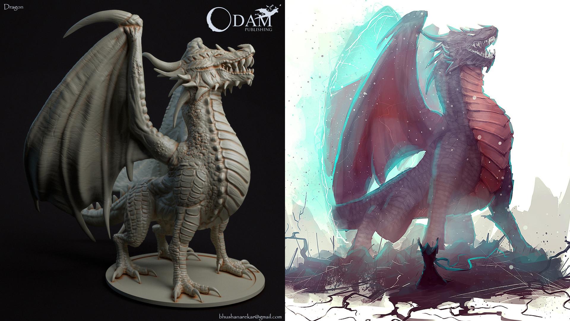 Bhushan arekar 02 dragon