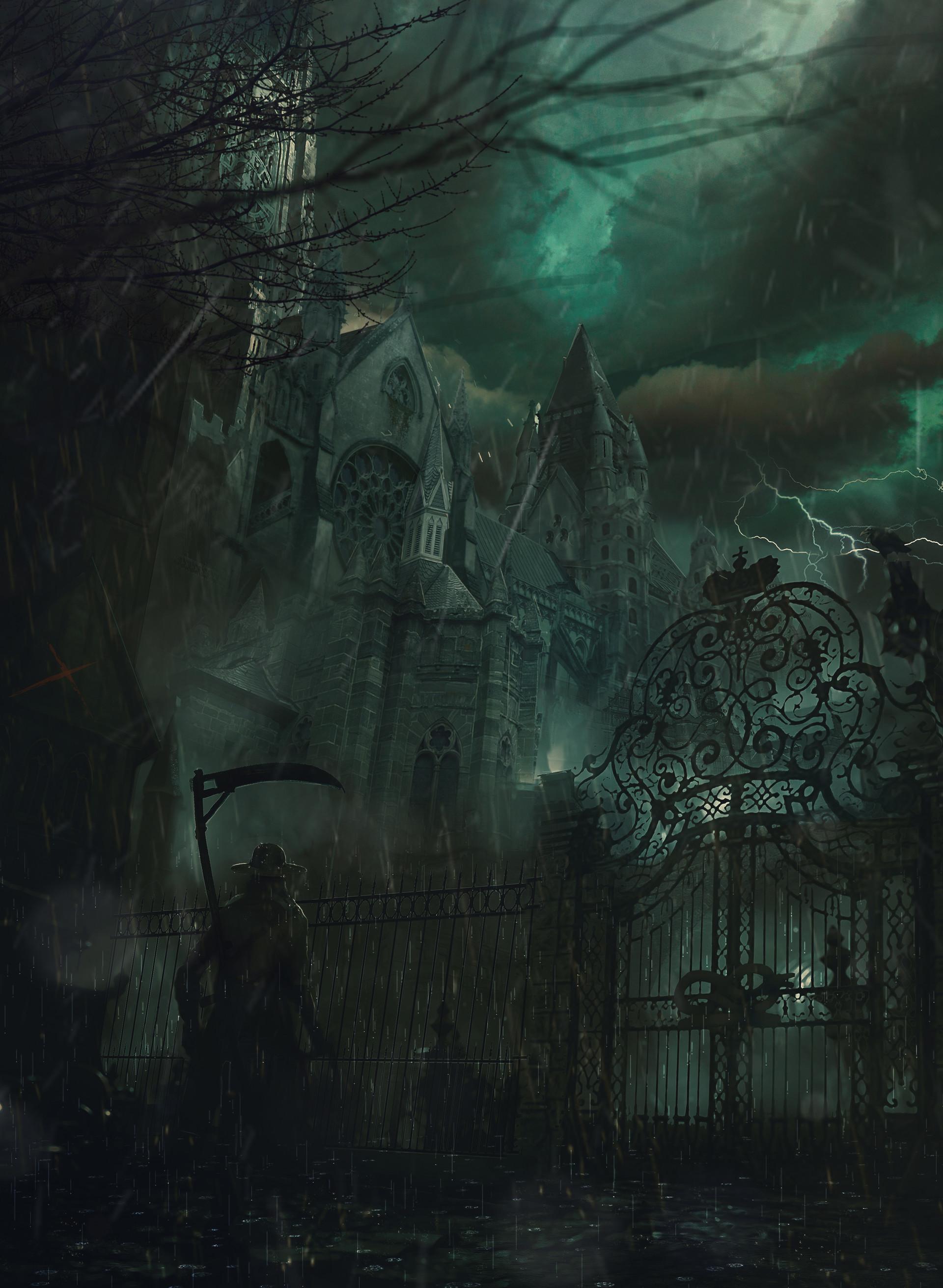 Michael morris gothicstorm 1