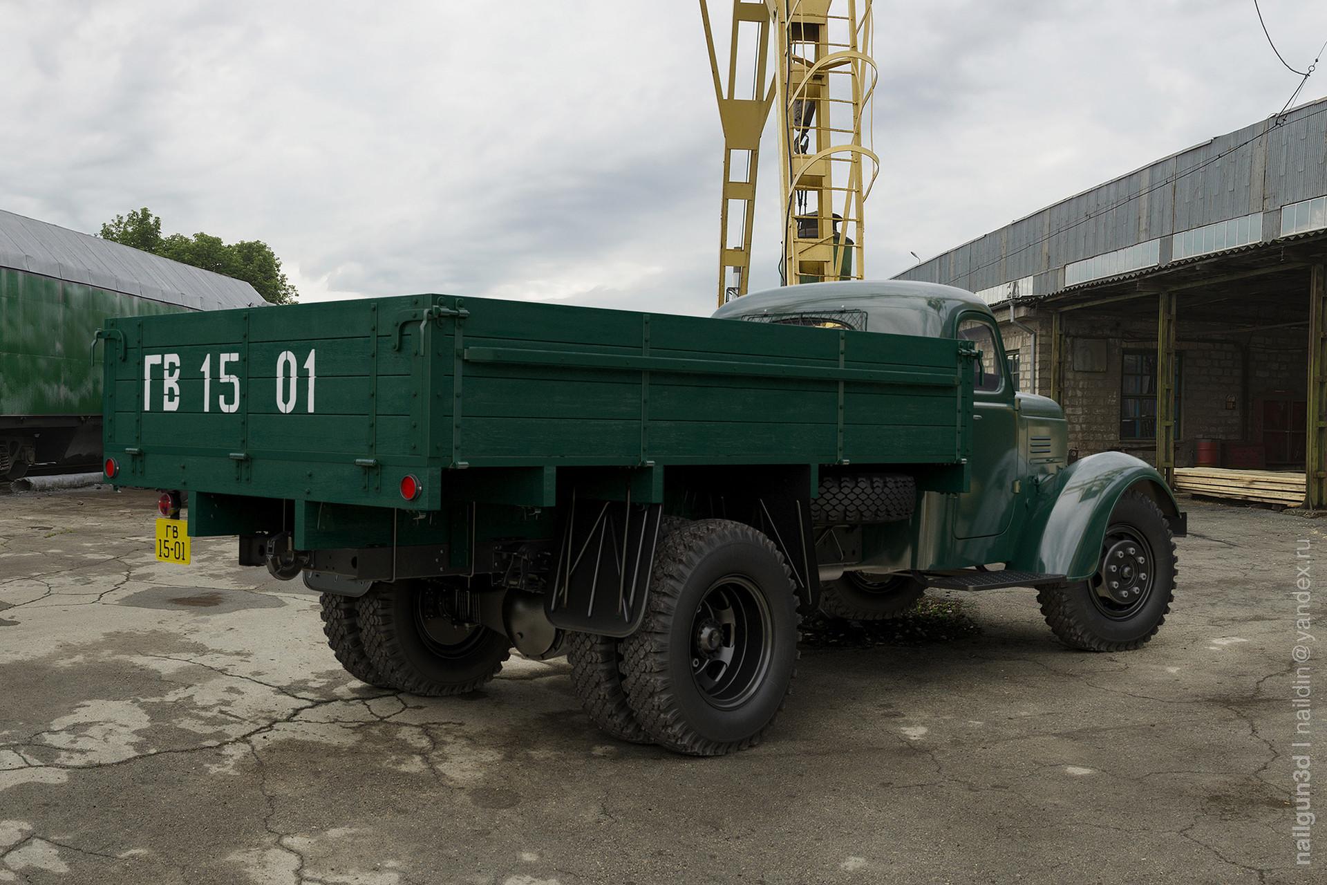 Nail khusnutdinov alg 016 010 zis 150 rear view 3x