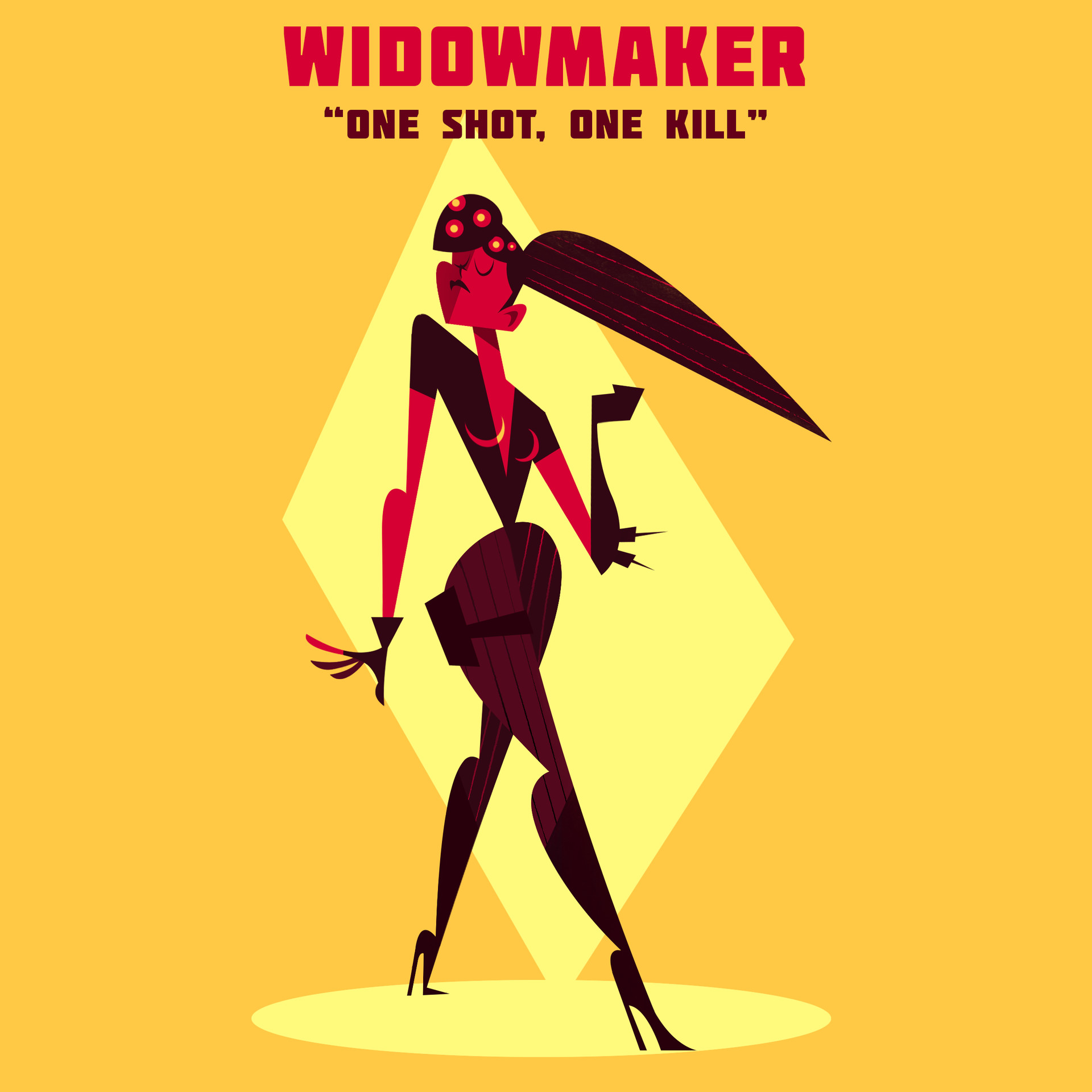 Sam elkana widowmaker