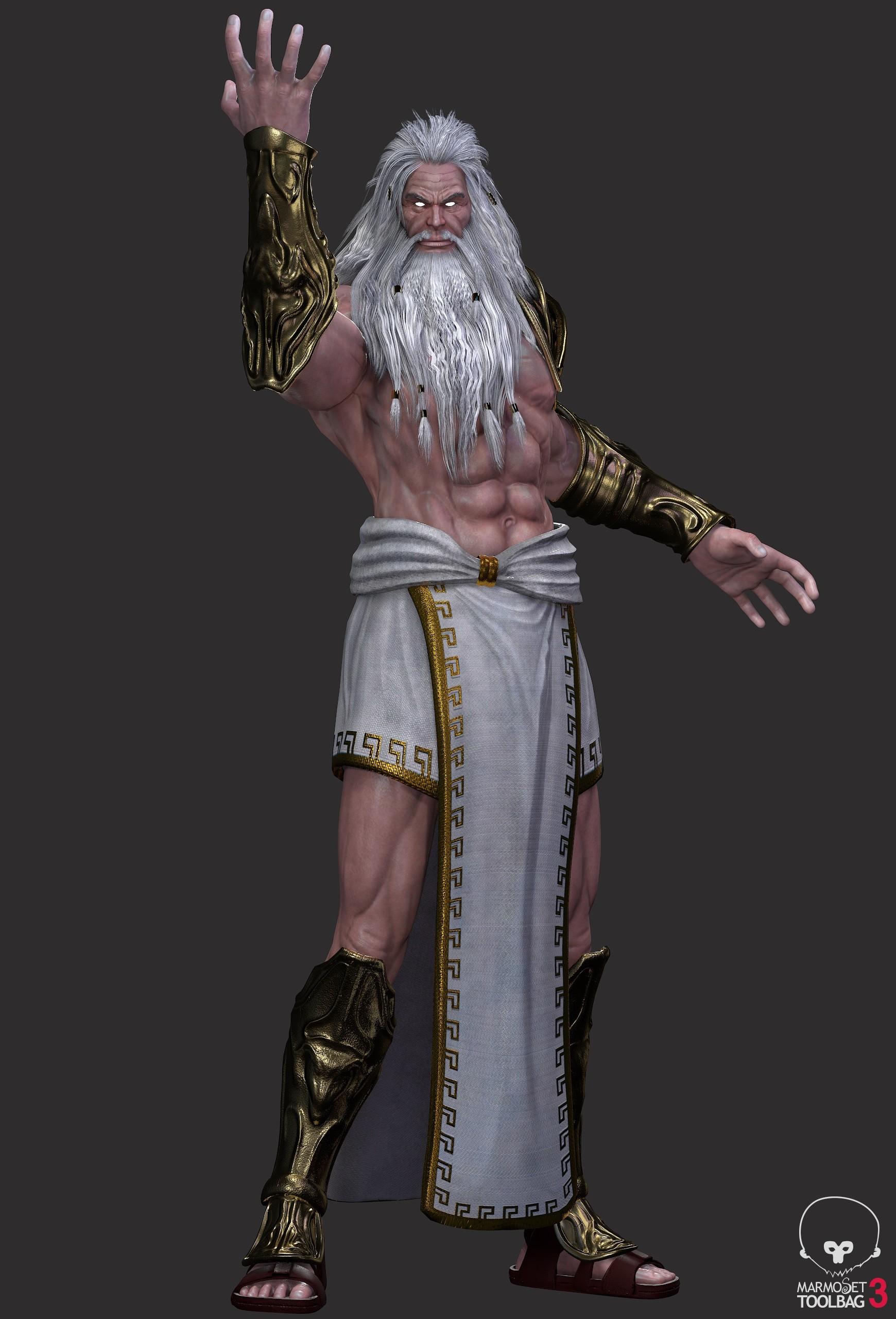 God Of War 3 Zeus Besiegen
