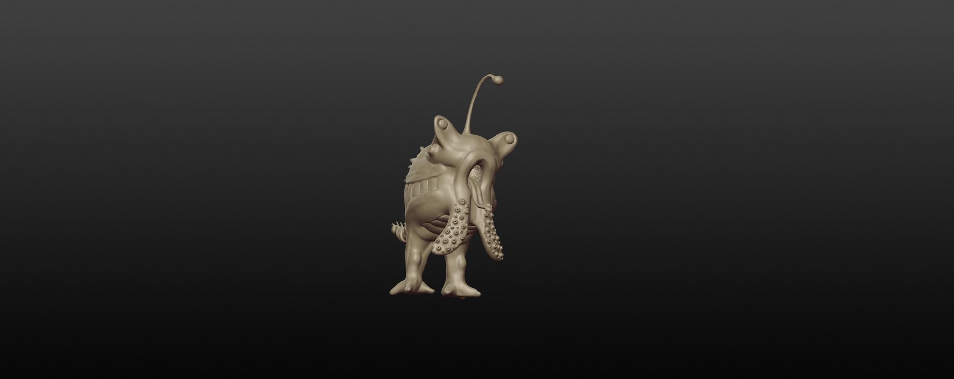 Matej chalachan creature2