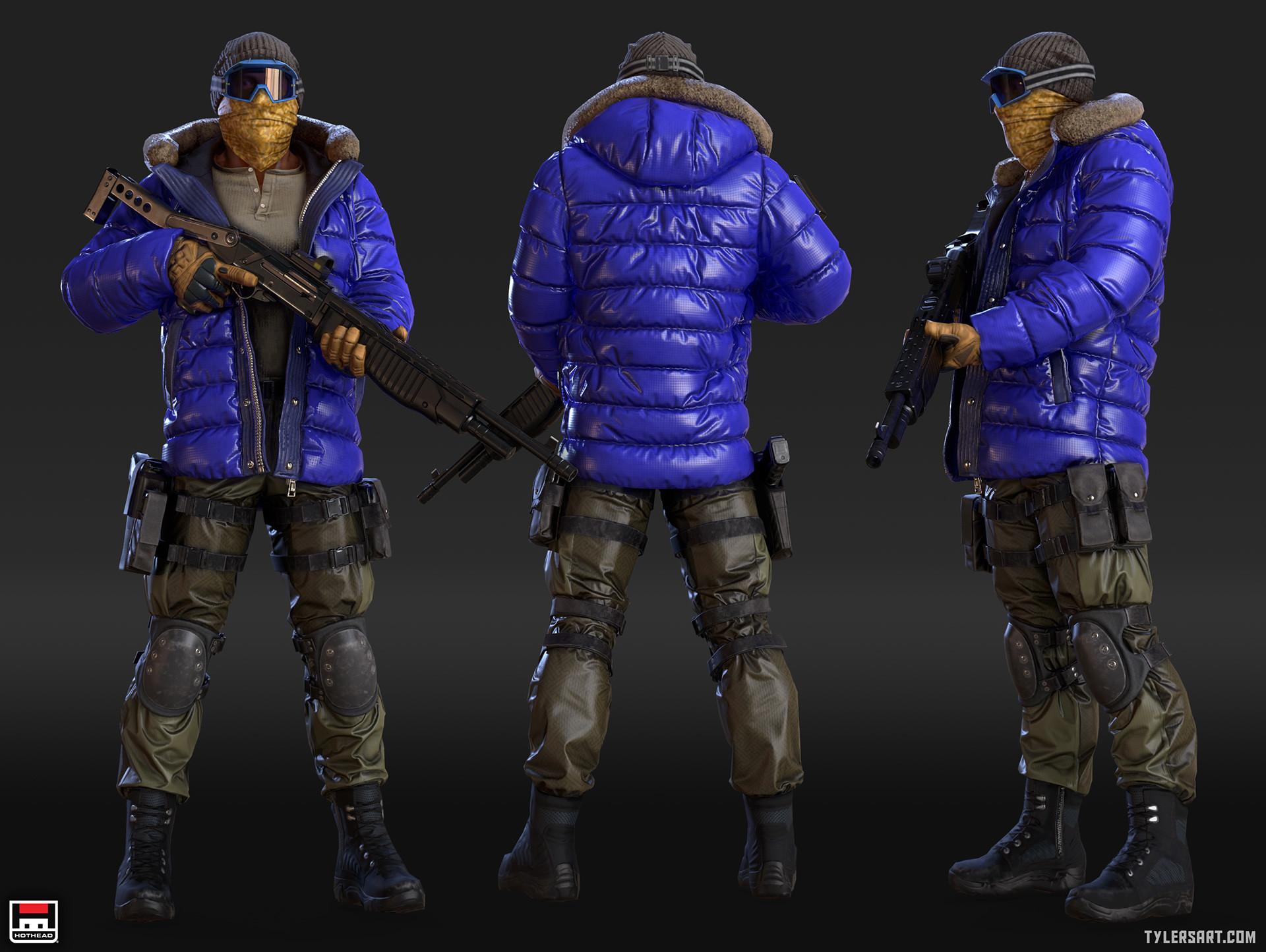 Tyler wilson zombie avatar11